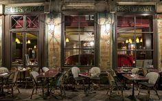 Paris Cafe.  Join a literary tour of Paris, https://womenwellnessretreats.com/paris-tours-women-literary-adventures-1