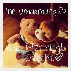 André Knoche (ツ) ( Tatty Teddy, Teddy Bear, I Miss You Cute, German Quotes, Love Time, Heart And Mind, Forever Love, Life Humor, Emoticon