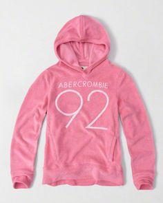 meninas pullover hoodies | Abercrombie kids