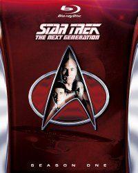 Star Trek: The Next Generation - Season One [Blu-ray] + trailer