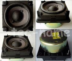 ORIGINAL BOSE ACOUSTIMASS 5 SERIES III CHASSIS   BREITBAND LAUTSPRECHER 70 mm Bose, Speakers, Audio, The Originals, Ebay, Musica, Loudspeaker