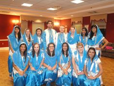 Eagle Bhangra is a performance team on campus that appeals to students of all backgrounds and cultures interested in traditional Indian folk UMW