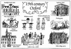 19th Century Oxford - Daily Info