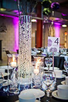 urban wedding centerpieces - Google Search