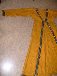 Rebecca Mörk's female viking coat