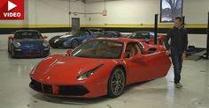 This Is How You Unbox A Ferrari 488 Spider #Ferrari #Ferrari_488 - https://www.luxury.guugles.com/this-is-how-you-unbox-a-ferrari-488-spider-ferrari-ferrari_488/