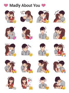 Madly about you is a Telegram sticker pack with a lot of couples love Stickers. The sticker pack can't be added via link, so join this telegram group where you can add the pack by clicking on a sticker! Cute Chibi Couple, Love Cartoon Couple, Cute Couple Comics, Cute Love Cartoons, Cute Love Couple, Anime Love Couple, Couples In Love, Cute Love Stories, Cute Love Quotes