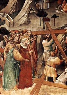 """""""Finding the True Cross"""" (detail) by Agnolo Gaddi (Thx Seulete)"""