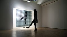This Giant Interactive Mirror Turns Viewers Into Pixels