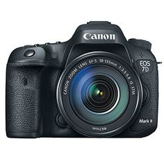 The Canon IS Kit Dslr Camera in Black gives you plenty of options and control. This Canon camera has dual pixel autofocus and takes excellent video. Canon IS Kit Dslr Camera - Black Canon Eos, 6d Canon, Canon Digital, Digital Slr, Foto Canon, Appareil Photo Reflex, Cameras Nikon, Dslr Photography Tips, Art Photography