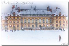 The American University of Paris  Arnauld Grassin Delyle Photography 2013  http://grassindelyle.fr/