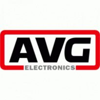 AVG ELECTRONICS Logo. Get this logo in Vector format from http://logovectors.net/avg-electronics/