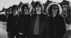 Catfish and the Bottlemen are ready to take the U.S. by storm! The indie garage rockers just released their debut album The Balcony, performed on Late Show with David Letterman, and soon