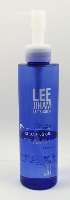 Evening Step 1: Oil Cleanser, Leejiham Dr's Care Cleansing Oil