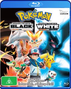 WIN – Pokemon: Black and White Movie Combo Pack   Capsule Computers - Gaming & Entertainment News, Reviews, Interviews & Competitions Pokemon Film, Pokemon Movies, First Pokemon, Pokemon Games, Pokemon Go, Monster Party, Black Pokemon, Home Entertainment, Fan Art