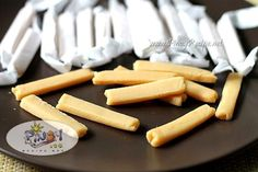 Creamy Milk Pastillas Recipe - Filipino Recipes Portal