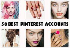 50 Best Pinterest Accounts toFollow | Beauty High