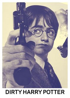DIRTY HARRY POTTER