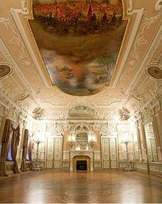 Baccara Ballroom of Eliseev Palace, St. Petersburg