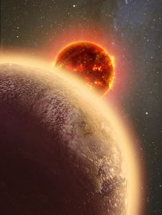 The exoplanet, dubbed GJ 1132b, is about the size of Earth and lives in a solar system roughly 39 light-years from Earth, a team of scientists reported in the November 12, 2015, issue of the journal Nature. Furthermore, the exoplanet is the closest rocky Earth-sized exoplanet ever discovered, by far.