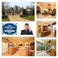 I am excited to be participating in CBV's Open House Event! Come check out my listing this Sunday! 2364 Country Side Dr. MLS 702273 #CBVStrong #CBVPropertyWeek #CBVFleming