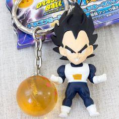 Dragon Ball Z Vegeta Figure Key Chain JAPAN ANIME MANGA
