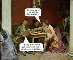 ¡Viva la Pepa!, que es gerundio... (viñeta #4)