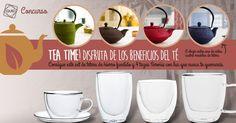 ¡Para los amantes de té, no os podéis perder nuestro #concurso! Participa y podrás llevarte un set compuesto por una tetera y cuatro tazas Serenia.