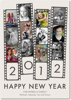 Holiday Photo Cards Film
