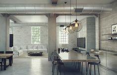 A loft by Orly Shrem Architects: Remodelista