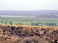 Desert, savannah and the sea! - Benguela, Angola