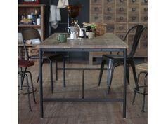 CRASH GATEKnot antiquesBRERA TABLE 1200/クラッシュゲートノットアンティークスブレラ テーブル 1200_3