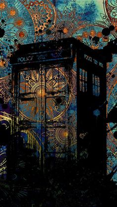 Doctor Who Tardis Art Doctor Who Tardis, Die Tardis, Tardis Art, Doctor Who Clara, Doctor Who Rose, Peter Capaldi Doctor Who, Doctor Who Funny, Doctor Who Tumblr, Doctor Who Fan Art
