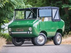 Rocketumblr | 1973 Ferves Ranger