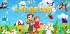 Let your kid enjoy with iToddler, Now you can download iToddler app on Android devices. To download the app, visit https://play.google.com/store/apps/details?id=com.invish.toddler