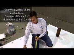 Thermoplastic Field Wrap Cone Penetration Installation Video