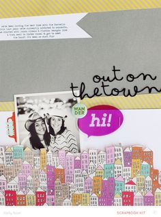 Out on the Town *main kit only* by Kelly Noel at @studio_calico