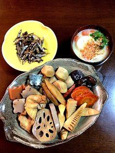 我が家人気ベスト3。 お雑煮は、京都ならではの白味噌仕立て - 12件のもぐもぐ - 我が家のおせち by y1102k