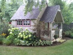 garden shed get away, I built this shed for all my garden tools and is a great place to set up a little bar when having a party out in the yard. If your looking for shed plans check out betterbarnsandsheds.com they have some great plans for sheds., Yards Design