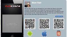 Our new app!! Excited!! Mow hair Gold Coast hair salon