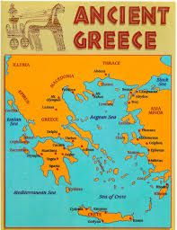 map of Archaic Greece - Google Search