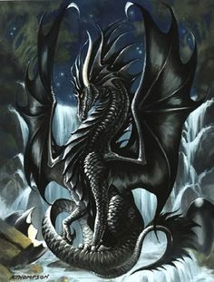 thinking something like this to go on my back for my brain vs. brawn or ying yang theme. Dragons = wisdom