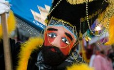 New Orleans isn't the only place to party on Fat Tuesday. Carnivals happening all over Mexico via Mexconnect.com.