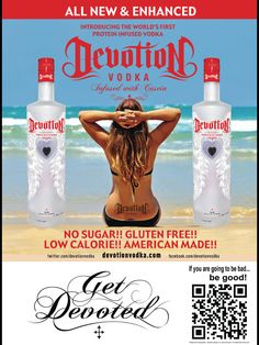 Devotion Vodka PD