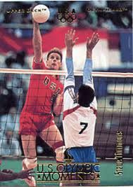 Steve Timmons - volleyball/U.S.A