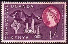 Postage Stamps Kenya Uganda Taganyika 1960 Animals and Plants SG 121 Fine Used Scott 129 For Sale Take a look