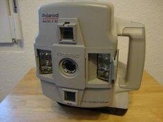 POLAROID Macro 5.0 SLR NP: CHF 600.- in Bad Ragaz kaufen bei ricardo.ch