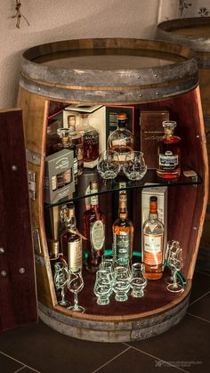 meine whisky fass bar altes rotwein fass single malt whisky pinterest fass whisky und. Black Bedroom Furniture Sets. Home Design Ideas