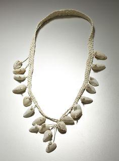 Kay Sekimachi, Fiber Artist  Necklace