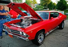 Bad to the Bone Chevy Muscle Car Videos Daily ------> http://hot-cars.org/
